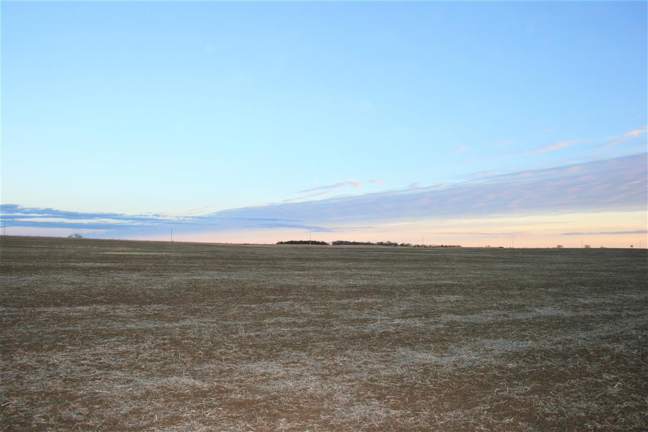 Located along Highway 15, just south of the Clay/Dickinson county line with approximately 40 tillable acres and the remainder in waterways/pasture - contact Becky to start calling this property yours! About 20 minutes from Abilene, Clay Center or Junction City and 45 minutes or less to Manhattan or Salina - (survey to be completed to determine exact acreage)