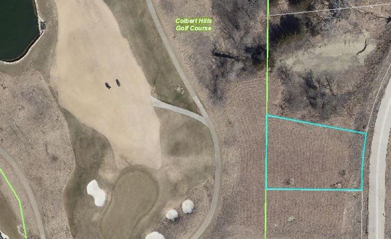 Build your dream home!  This lot features views of the 18th hole at Colbert Hills and is also in the Manhattan school district.  Call Lori today for details- 785.236.0164