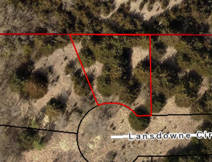 West Manhattan single-family cul-de-sac lot located just off the Anderson/Scenic intersection, minutes to the Fort Riley east gate.