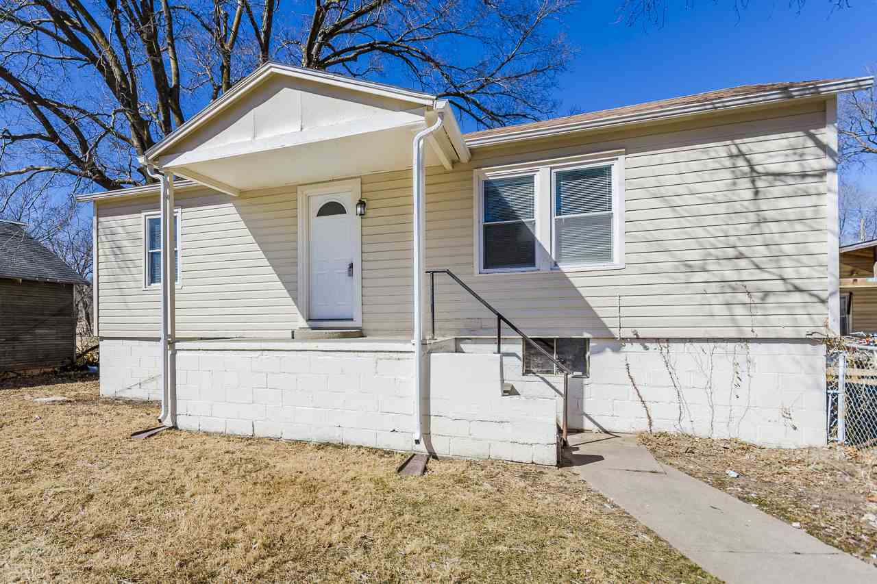 Be sure to take a look at this charming home right down the street from post here in Ogden. With a full unfinished basement this home offers some great potential for more space!