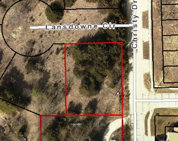 West Manhattan single-family cul-de-sac lot located just off the Anderson/Scenic intersection, minutes to the Fort Riley east gate. Corner lot with walkout possible