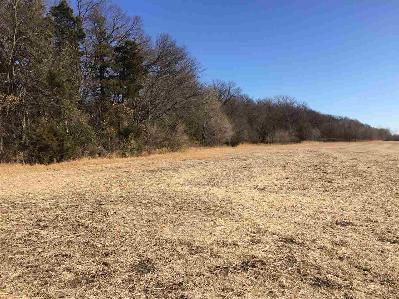 Approximately 1325 feet of Highway frontage along Highway 24 on the North side. With +/-37 acres of crop ground with the balance of the acreage being wooded and terraced area. Access easement at the lower southwest corner of said track.