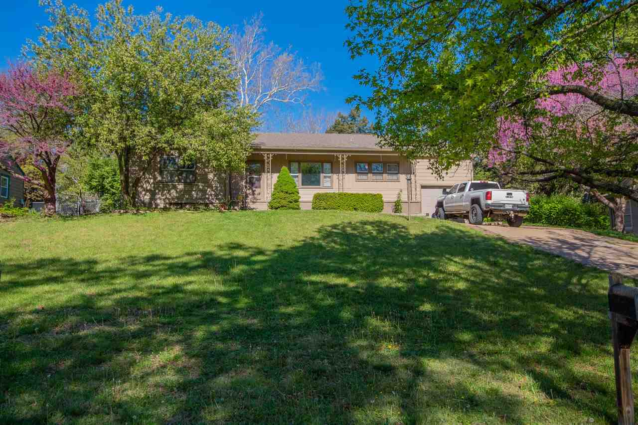 Convenient location in well established neighborhood. This 3BR/2BA features hardwood floors, beautiful stone fireplace with built-ins and large fenced yard. Tenants through May 31, 2021 at $1300/month. 24 hr notice required for showings please.