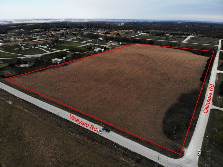 19.75 acres of land ready to be developed or made into your very own homestead. The property is accessible via paved road on the east side of the property. South and East sides of the property are adjacent to large developed single family building sites.
