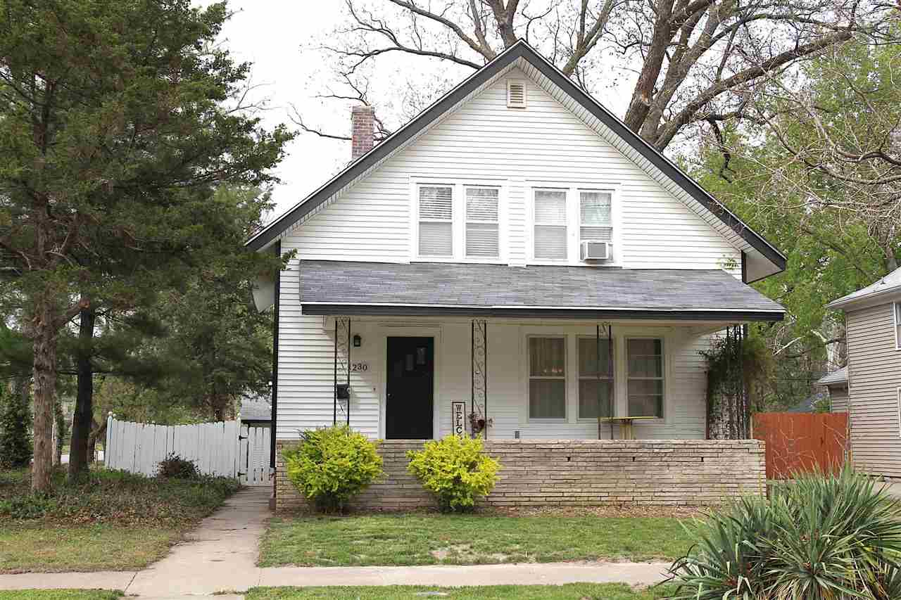 Charming centrally located 1.5 story home. Featuring 3 bedrooms, and 1.5 bathrooms. The main floor features wood floors, large windows, and a spacious dining room. All of this within walking distance to City Park, Downtown, Aggieville, and KSU. Don't miss out, schedule your showing today! Call Derek Richards with Alliance Realty at 785-236-9430.