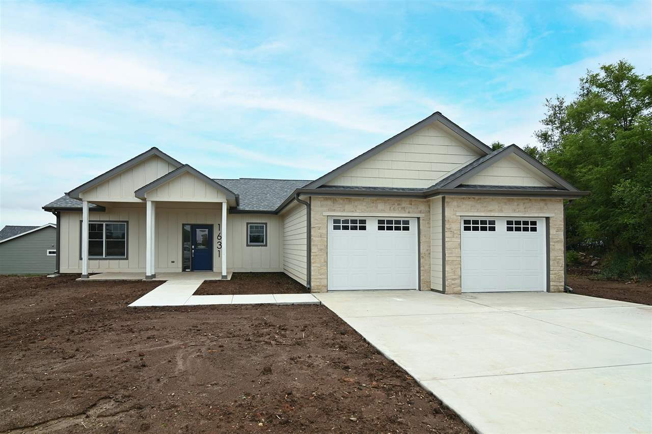 New Construction! QUALITY LOCAL BUILDER! No Special taxes!  Check out this spectacular 3 bedroom 2 bath (plus an office or additional non-conforming bdrm) home located on the northwest side of Junction City. As you enter the home you will find an open kitchen/ living room concept with 10' ceilings, the master is located off the kitchen with a master bathroom, large master closet and quick access from the master to the laundry room.  Also quickly accessible off the kitchen is a large walk-in pantry and office.  Off of the living room, there two nice sized bedrooms and the second bath.  For more information contact HOLLY BECK @ 785.410.7794.
