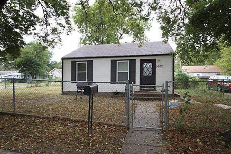 Great Starter Home or Investment Property! Updated 2 bedroom, 1 bath home with beautiful refinished hardwood floors. Large corner lot with fenced yard. This home is move-in ready! For more information or to schedule a showing contact Kelsey Adams with Prestige Realty & Associates at 785-307-1882.