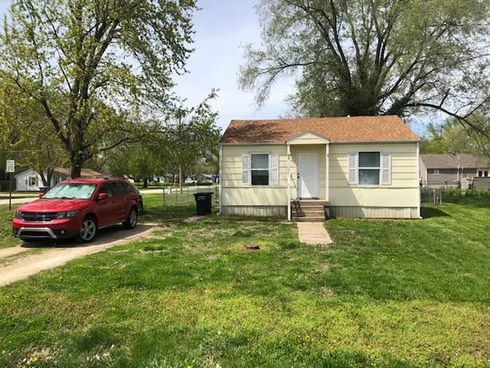 This 2 bed, 1 bath is a great starter home or investment property! For more information or to setup a personal tour contact Kelly Niemczyk with Prestige Realty & Associates at 785-375-8300.