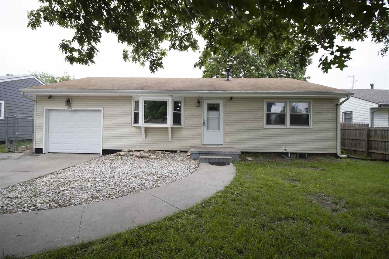 This charming home within walking distance of Geary County Hospital and Eisenhower Elementary is perfect for your family.   The main floor boasts an updated kitchen with luxury vinyl planking and granite countertops, hard-wood floors, 3 bedrooms and an 15'x23' enclosed patio that is perfect for enjoying the seasons!  In the fully finished basement, you will find a newly renovated full bathroom, additional 2 non-conforming bedrooms, new carpet, fresh paint, and a spacious laundry room.  This backyard is fully fenced and perfect for pets and children. Don't miss out on an amazing home located on a hospital power grid!  Sellers are licensed agents in the state of Kansas.