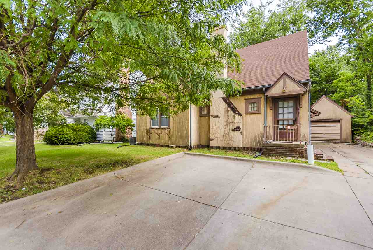 Exceptionally located property near KSU. Don't miss this chance to buy a solid built home right next to campus!