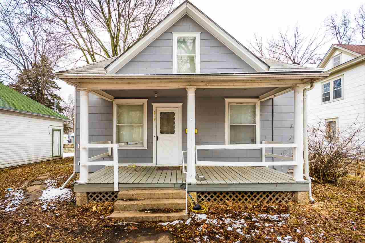 The perfect opportunity exists to own a home in an established neighborhood!  Some of the many features include: 4 bedrooms/2 bathrooms, updated kitchen, generous off street parking, close vicinity to downtown/Aggieville/K State Campus, newer paint and flooring, and a great front porch! This home is priced to sell!!