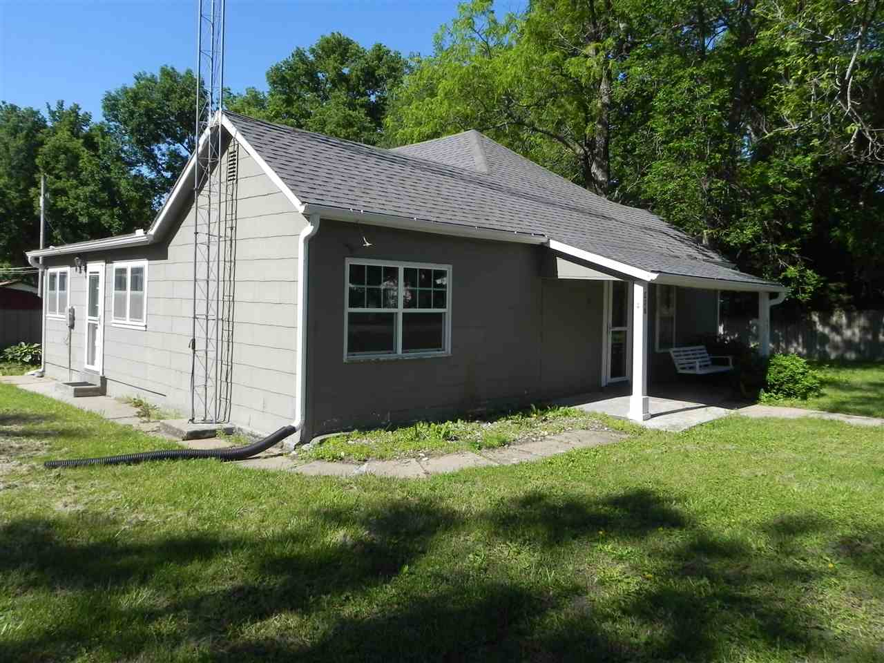 Small town living at its best in Westmoreland!  Setting on a huge corner lot this property is ready for its new owner.  If you are looking for a function, practical home that won't break the bank look no further!  Call Bill for a showing today. 620-921-5642