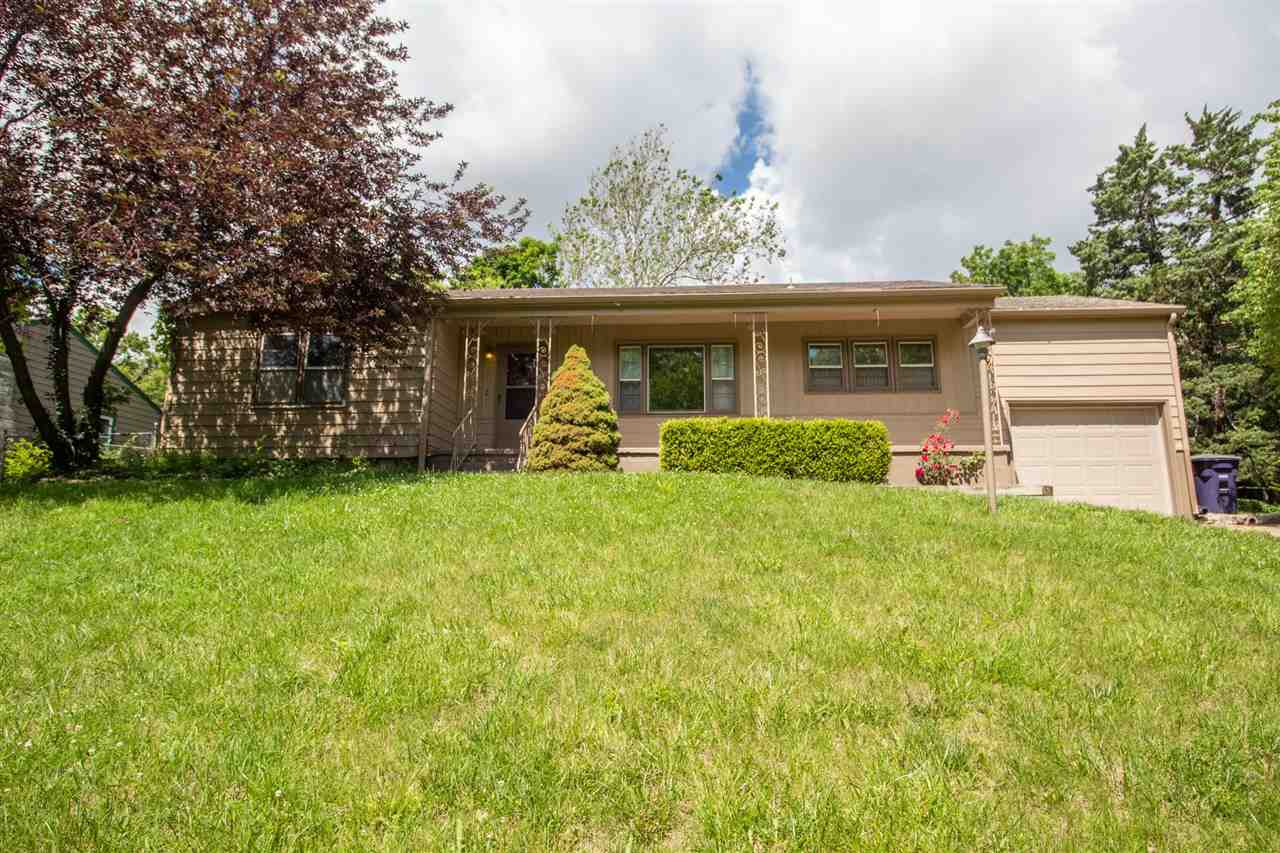 Convenient location in well established neighborhood. This 3BR/2BA features hardwood floors, beautiful stone fireplace with built-ins and large fenced yard. Vacant and easy to show! *Update 6/25/21  House BOM due to inspections. Copies of reports and repairs being made available upon request.