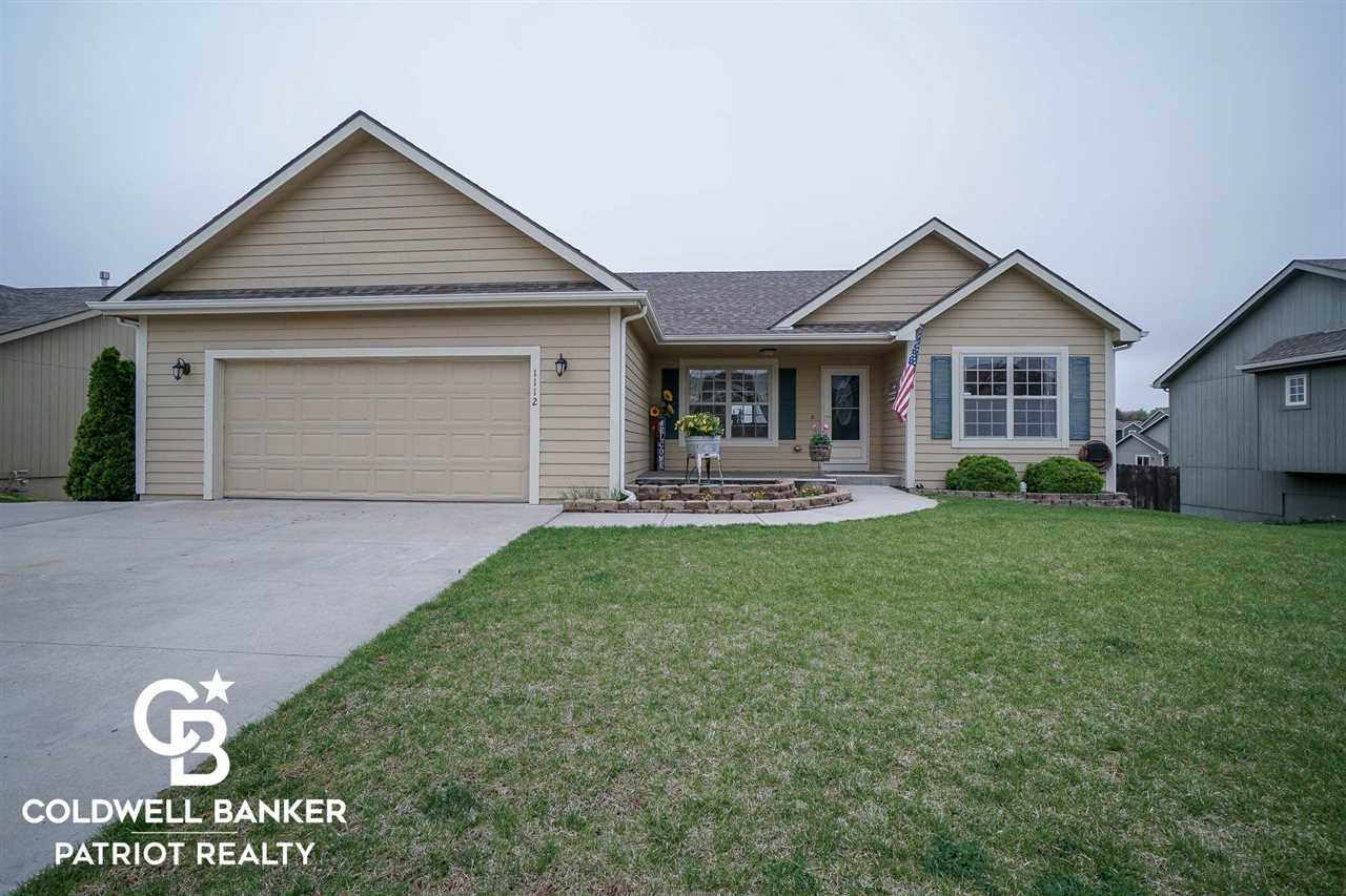 This newer rambling rancher has 4 bedrooms and 3 baths and is located within walking distance of Spring Valley Elementary.  The floor plan is very open and offers a nicely designed kitchen area with an island that's adjacent to the dining area.  The rear of the house opens to a deck but also boasts a walk out basement from the finished family room area.  The bedrooms are split with the master on 1 side and the 2nd and 3rd bedrooms on the other side. You'll find a spacious family room, large 4th bedroom and a 3rd bath in the basement.  You'll absolutely love the abundance of storage space in the basement too.   ***For privacy reasons, the photos are from a previous occupant and the pot rack has been removed.