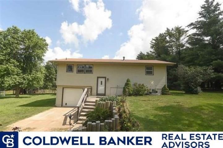 Great starter home, with .8 acres it gives you a little extra space to spread-out. It has easy access to HWY 24 for an easy commute. It comes with a shed/chicken coop and a garden ready to harvest this summer/fall. This house has 3-bedrooms, 2 bathrooms with an updated main bathroom.  Seller is utilizing suspense approach for active marketing & presentation of offers; deadline for presentation of offers is 8 pm on June 15th with seller responding by 1:30 pm on June 16th.
