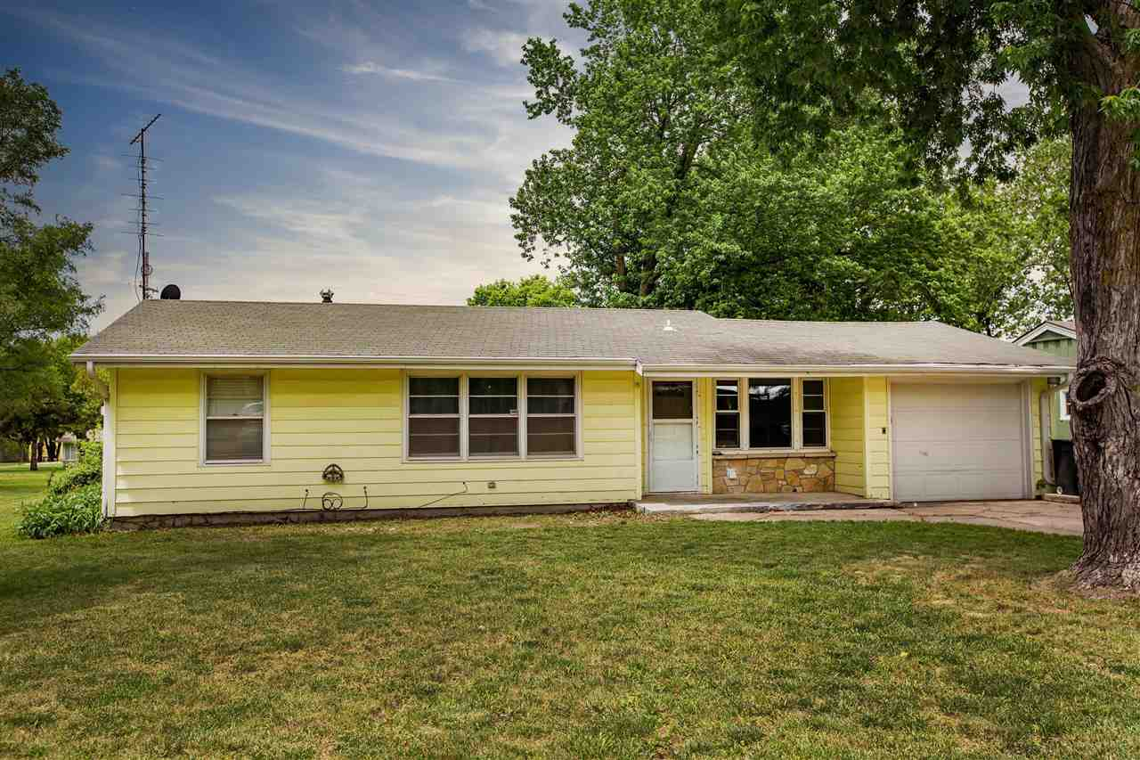 Affordable and updated home located in the quaint town of Leonardville, KS! The main floor offers 2 bedrooms/1 bath and has been extensively updated: new flooring in living room/kitchen, updated bathroom, fresh interior paint w/ white trim, new locally-grown walnut counter tops in kitchen, new backsplash, and stainless steel appliances. Owner has made the room off the garage into a HUGE laundry room/mud room which is great for additional storage and offers a variety of functionalities to meet your family's needs. The basement offers 2 additional non-conforming bedrooms, plumbing to add an additional bathroom, and is a great opportunity for someone to add their own improvements to the property. The large backyard has a wood privacy fence and a new deck that is perfect for hosting summer BBQ's. Cheap taxes and a mere 20 minute drive to MHK and Fort Riley! Call Megan Plattner of Alliance Realty today for a tour @ 785.285.1317