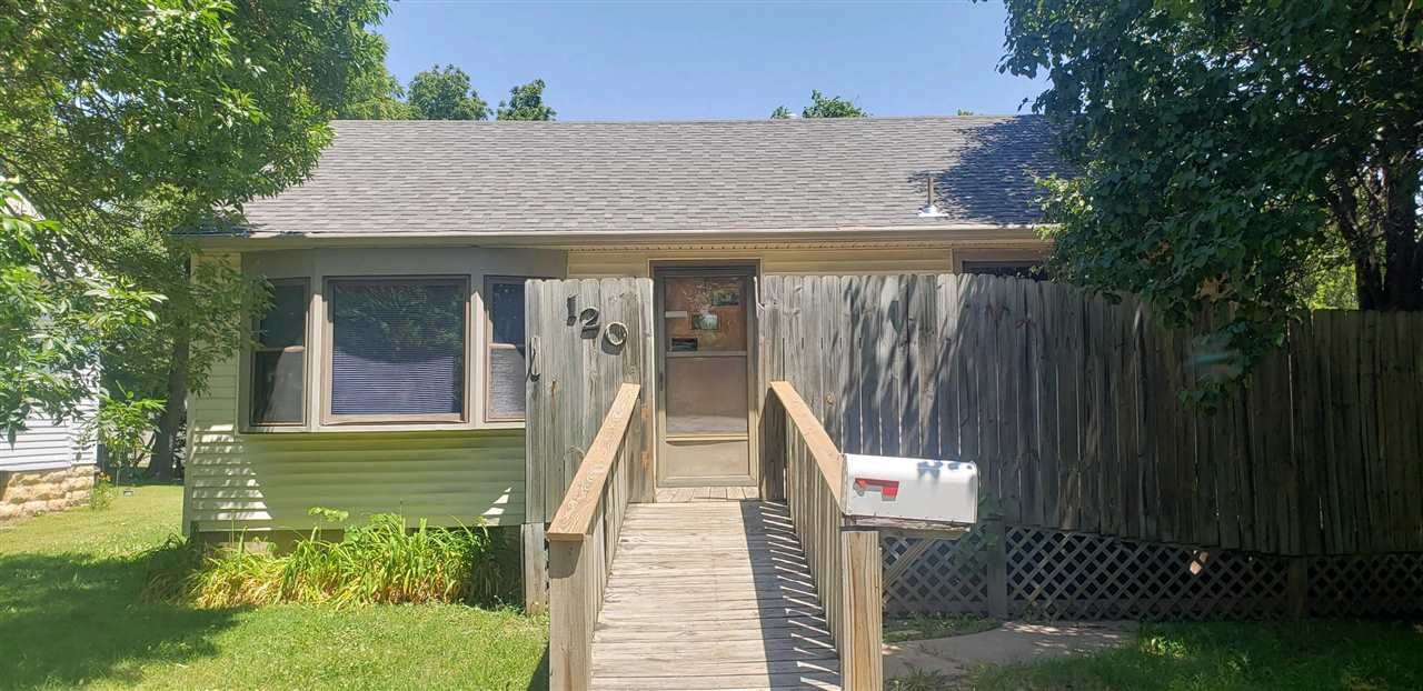 Cute bungalow within walking distance to shopping, park and entertaining. Wood floors on main level, new flooring in bedrooms, nice wrap around deck and a walk-up lower level. This home has lots to offer and you can finish off the lower lever and double your living space. Don't miss out call to schedule an appointment today.