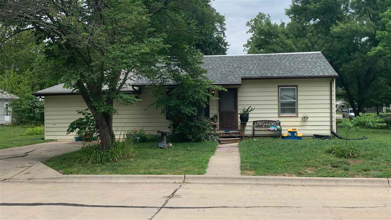 Rare Find!!  Private Well for gardening and watering lawn and landscape! Not for drinking.  Home is connected to city water/sewer.  Well maintained home for a beginner home owner.  Calll Julia for your private showing- 785-313-4960.