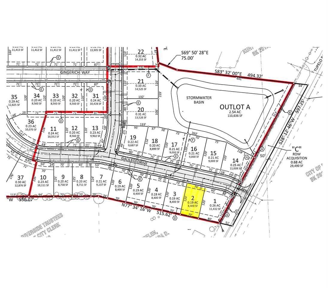 Lot Lot 2 Northern Heights, Riverside, IA 52327