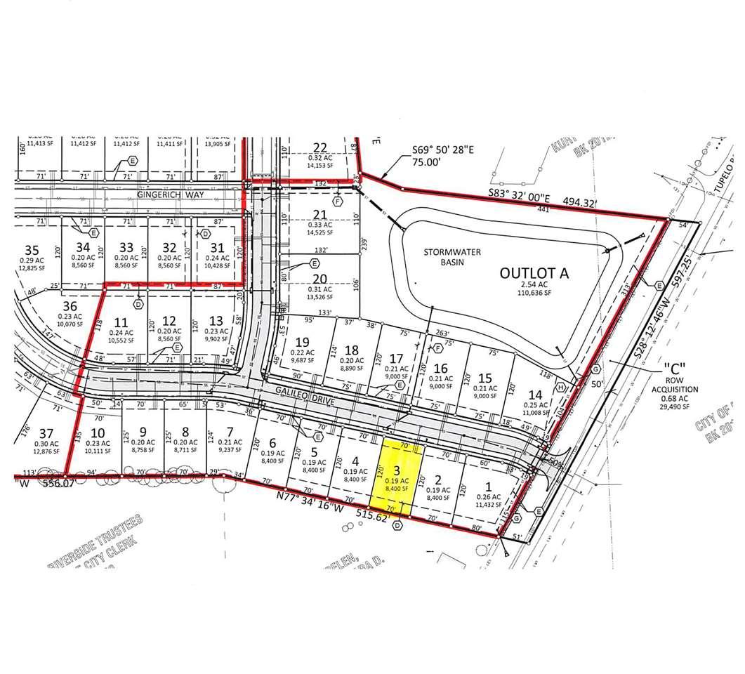 Lot Lot 3 Northern Heights, Riverside, IA 52327