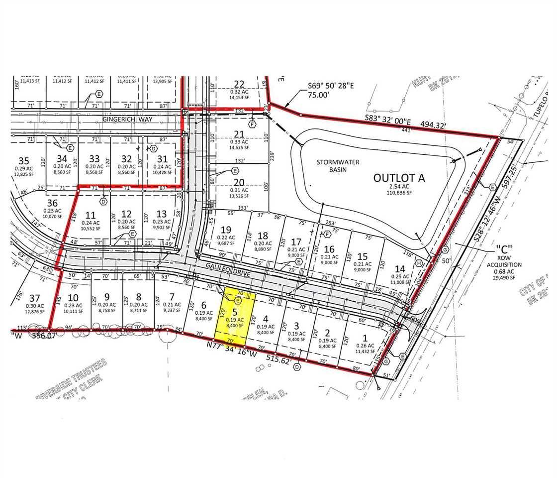 Lot Lot 5 Northern Heights, Riverside, IA 52327