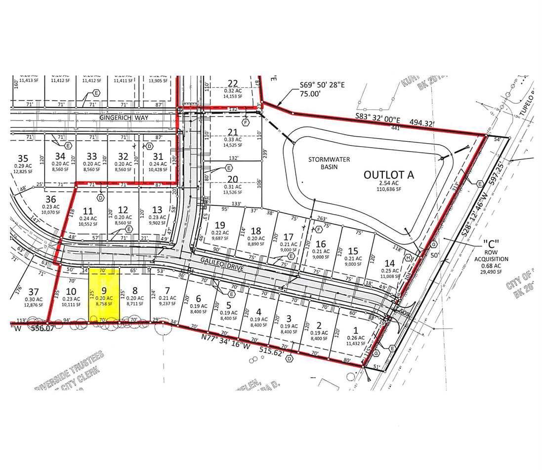 Lot Lot 9 Northern Heights, Riverside, IA 52327