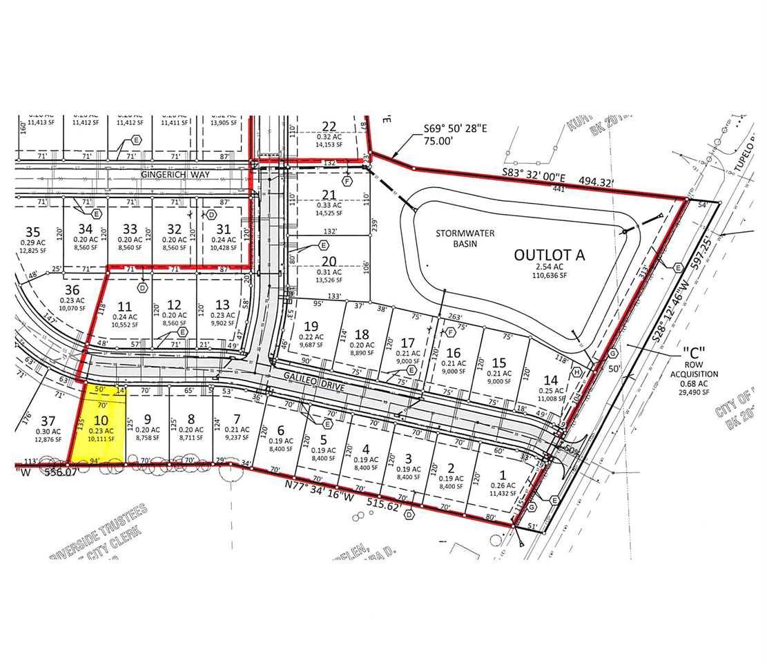 Lot Lot 10 Northern Heights, Riverside, IA 52327