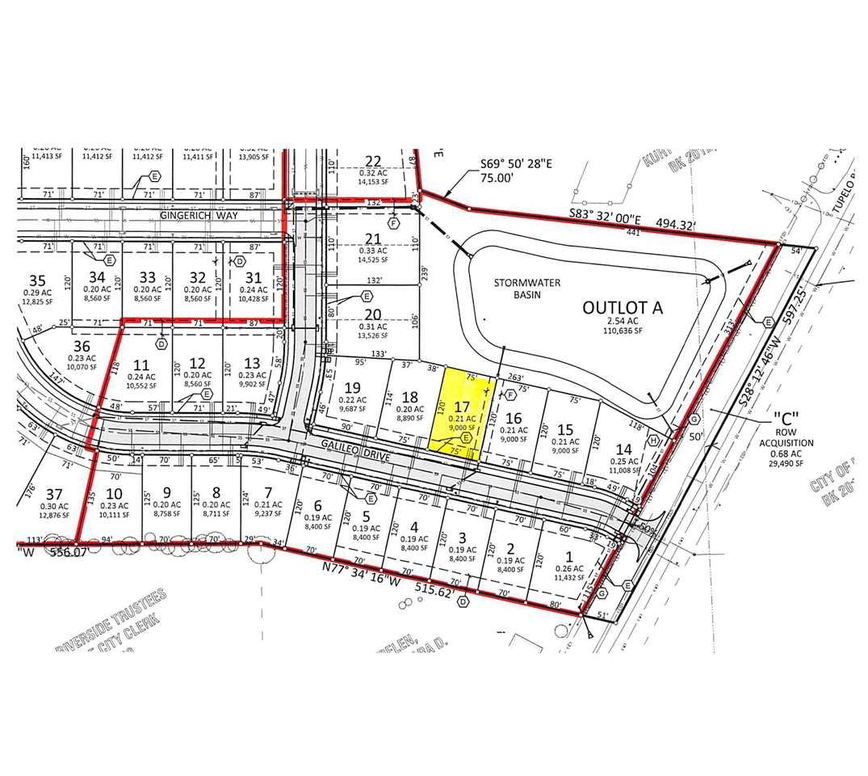 Lot Lot 17 Northern Heights, Riverside, IA 52327
