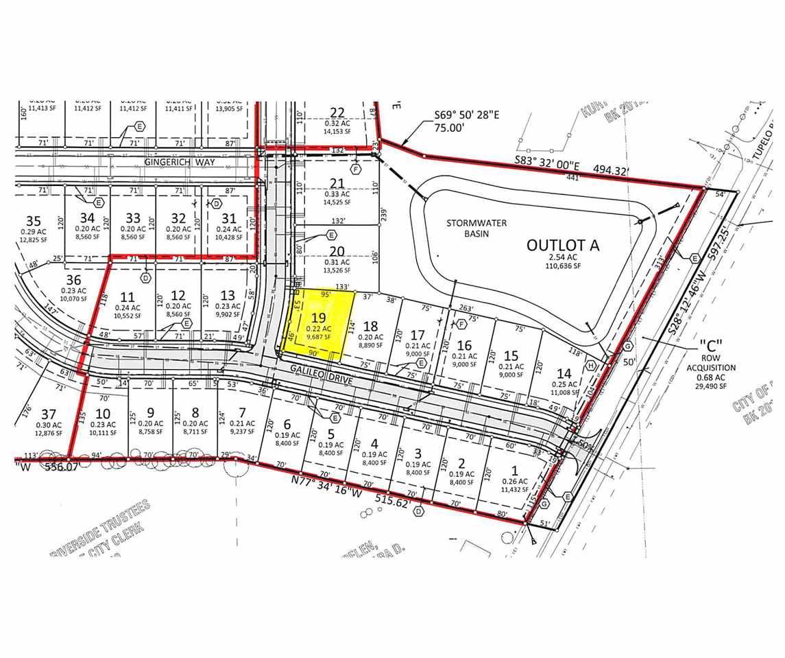 Lot Lot 19 Northern Heights, Riverside, IA 52327