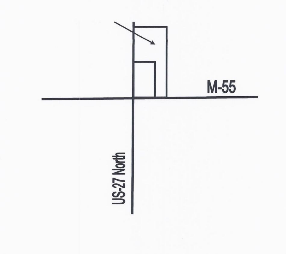 Property for sale at US 27 & M-55, Roscommon,  MI 48653