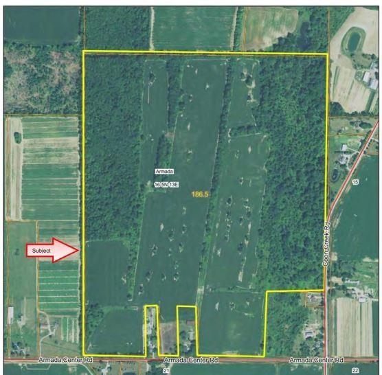 0 Armada Center Armada Michigan Real Estate Listing 5663875
