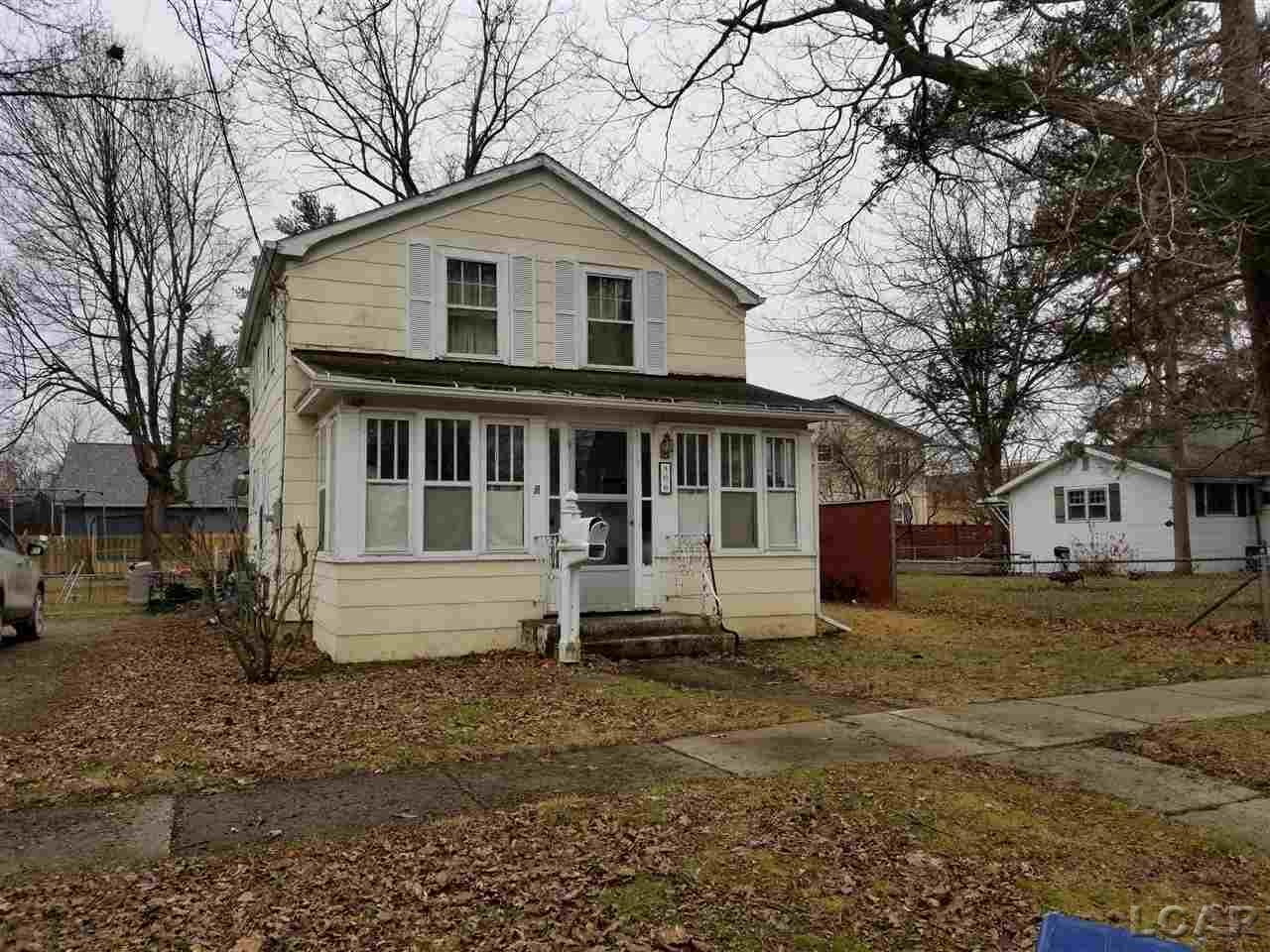 Current long term rental.  Tenant paying $675 would like to stay.  Home needs a little TLC.  Investors welcome.  Must sell.