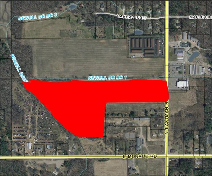 Property for sale at 000 N eastman, Midland,  MI 48642
