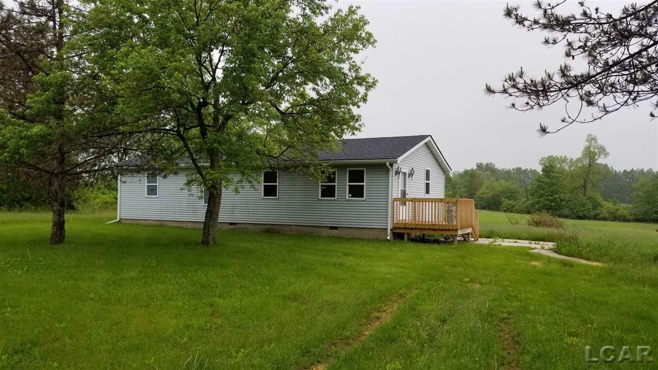 3411 S Rumsey Rd, Pittsford, MI 49271