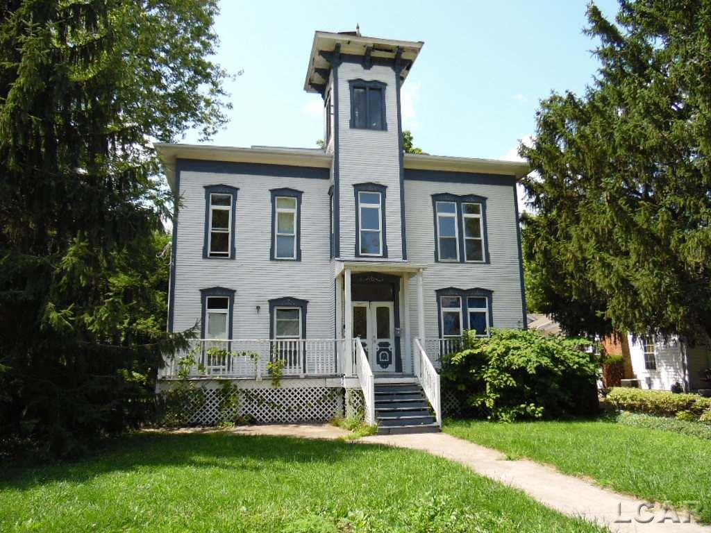464 MAIN, Adrian, Michigan 49221, 6 Bedrooms Bedrooms, ,2 BathroomsBathrooms,Multi-family,For Sale,MAIN,50013233