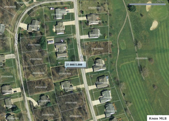 Lot 72 Country Club Knox County Apple Valley Ohio Lots For Sale - Mount Vernon Ohio Homes