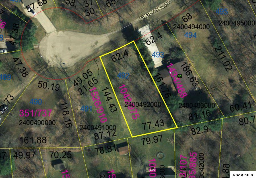 Lot 492 Lakeview Heights Knox County Home Listings - Mount Vernon Ohio Homes