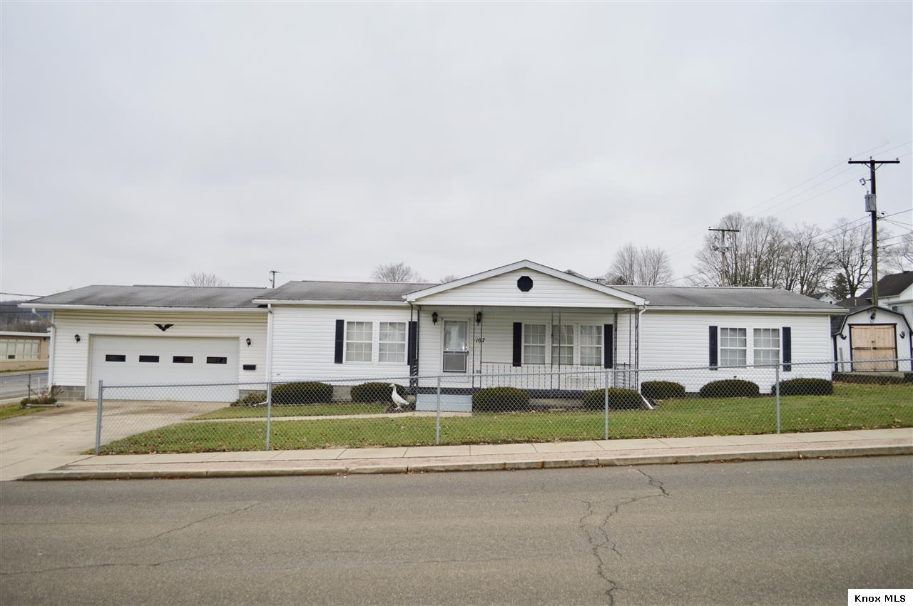 107 W Rambo Street, Danville, OH 43014