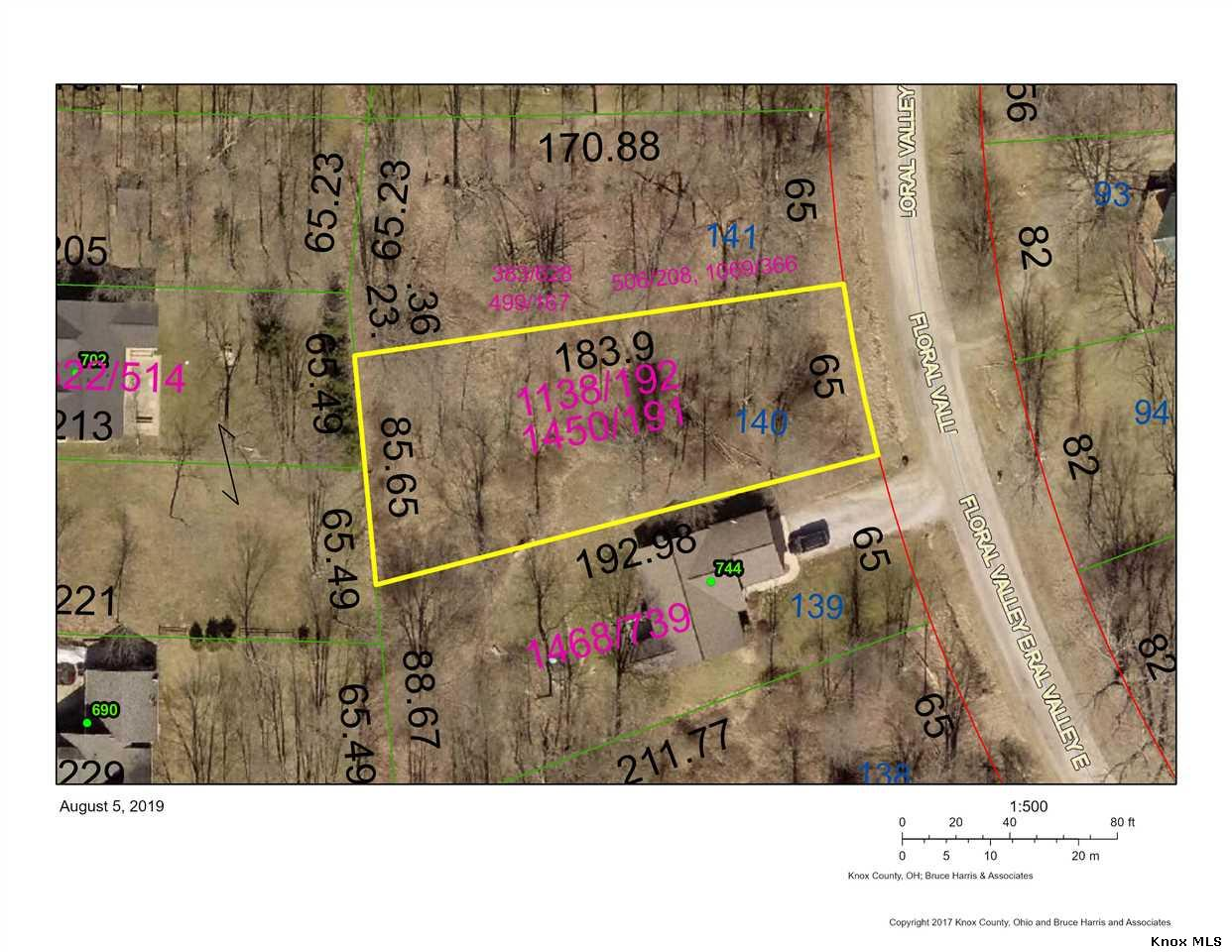 Lot #140 Floral Valley, Howard, OH 43028