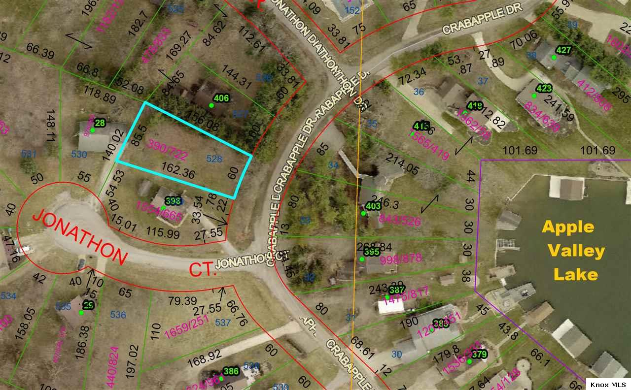 Lot 528 Apple Valley, Howard, OH 43028