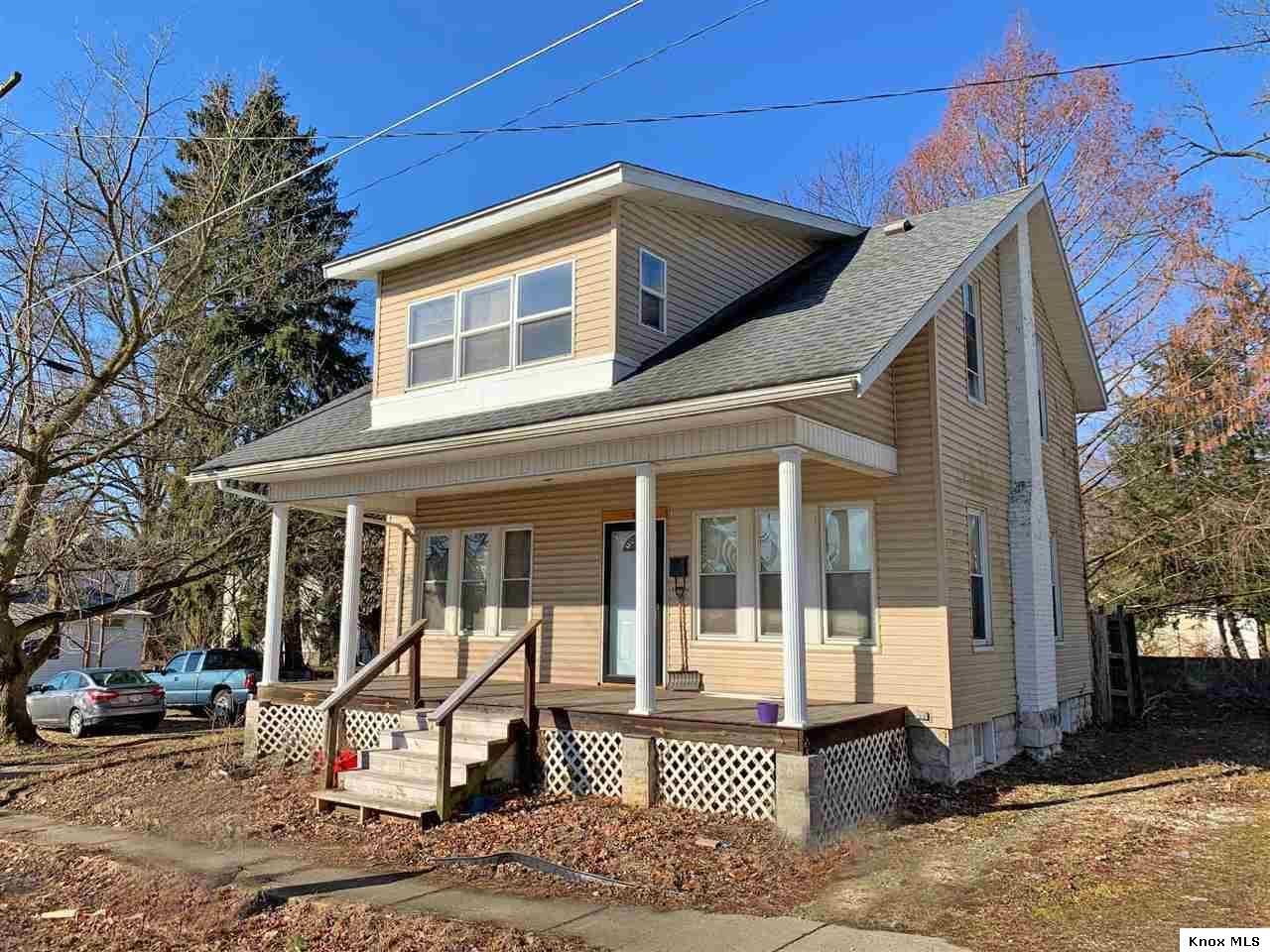 205 N McKenzie Street, Mount Vernon, OH 43050