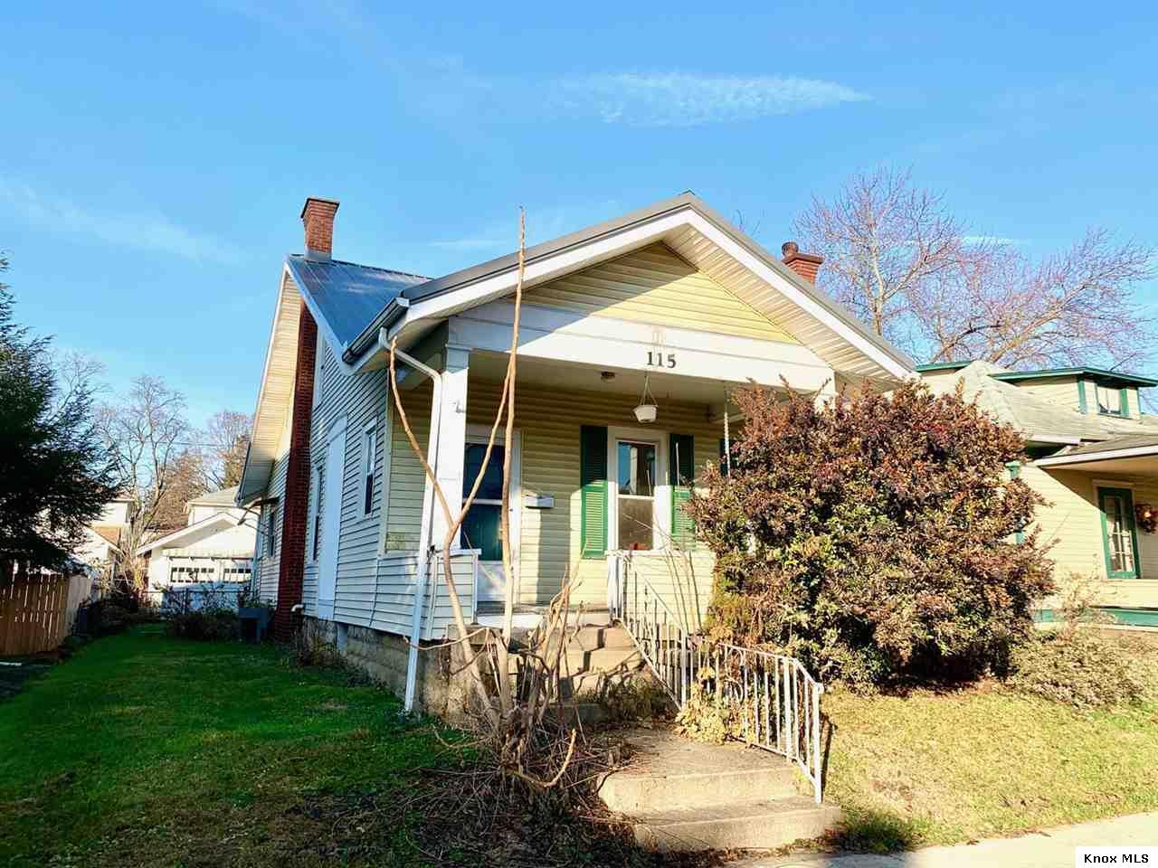 115 N McKenzie Street, Mount Vernon, OH 43050