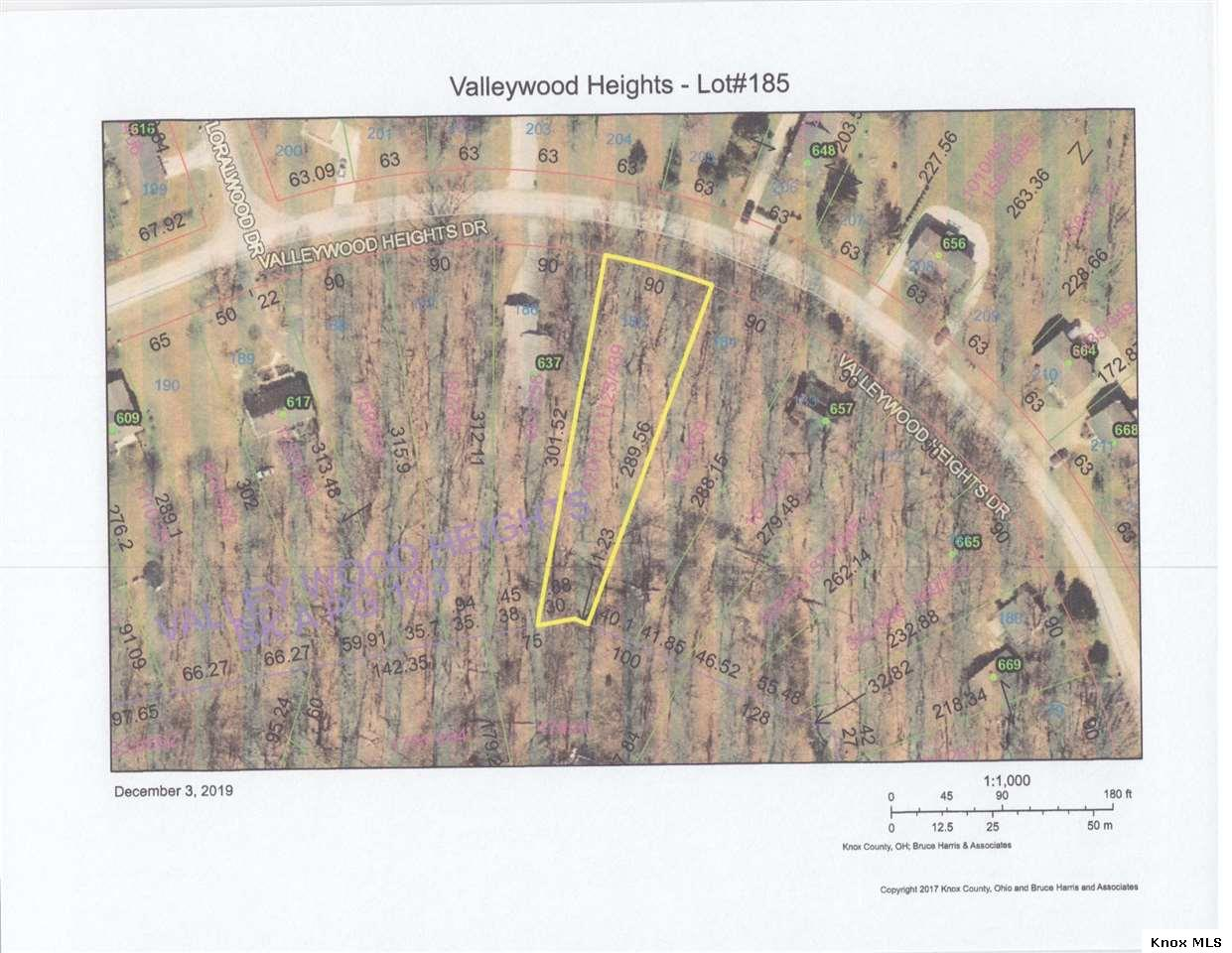 Lot#185 Valleywood Heights, Howard, OH 43028