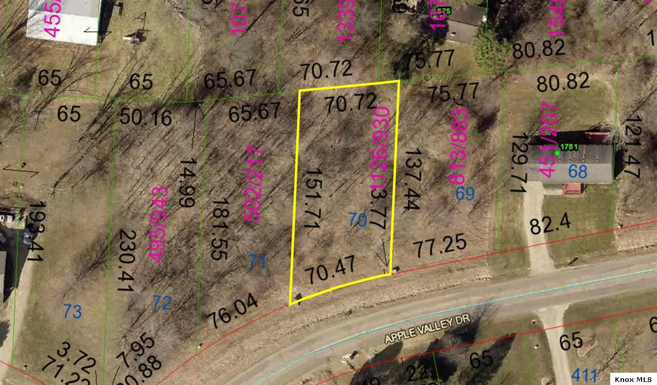 Lot 70 Green Valley, Howard, OH 43028