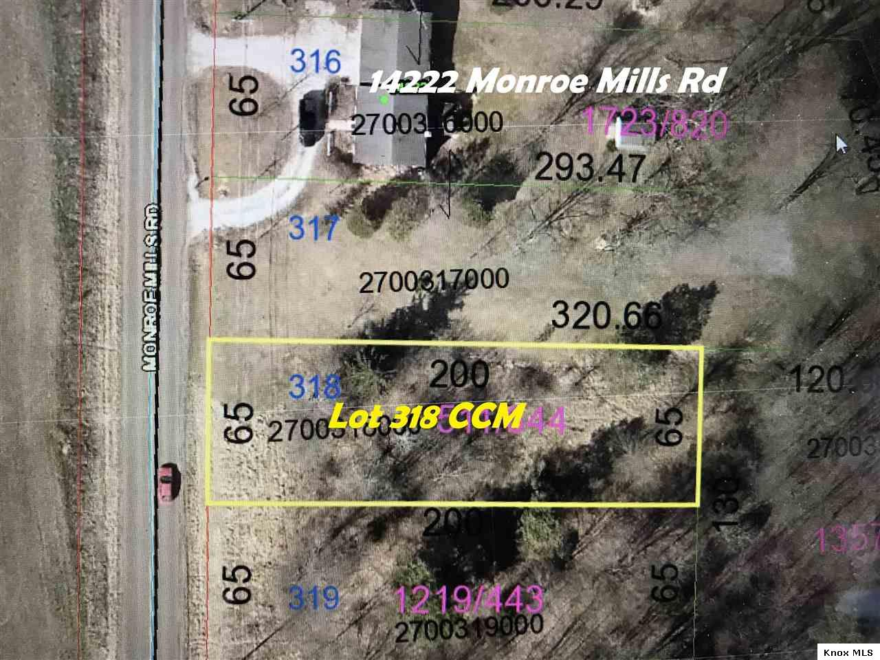 Lot 318 Country Club Manor, Howard, OH 43028