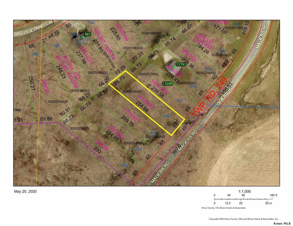 Lot # 256 Grand Ridge Estates, Howard, OH 43028