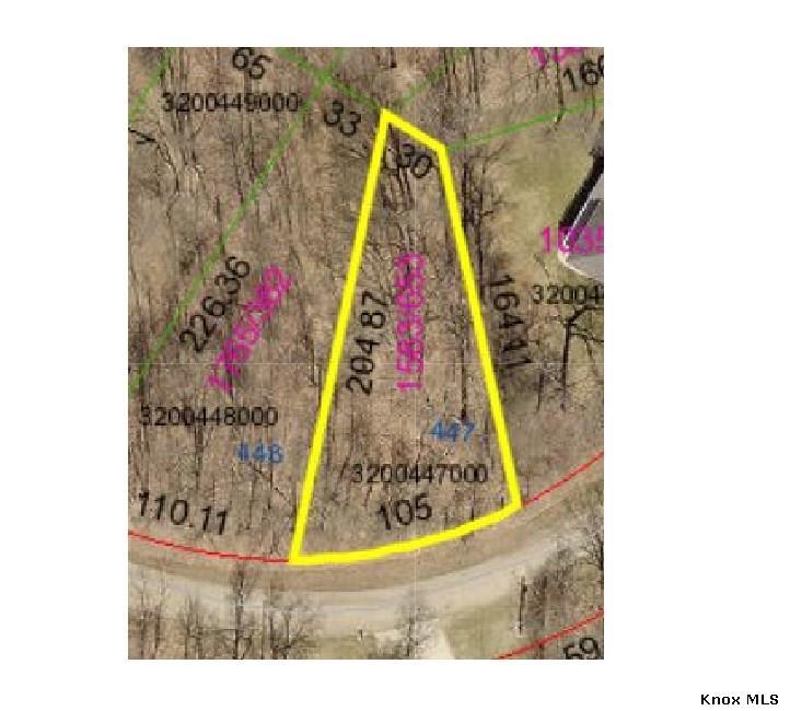 Lot 447 Highland Hills Circle Subdivision, Howard, OH 43028