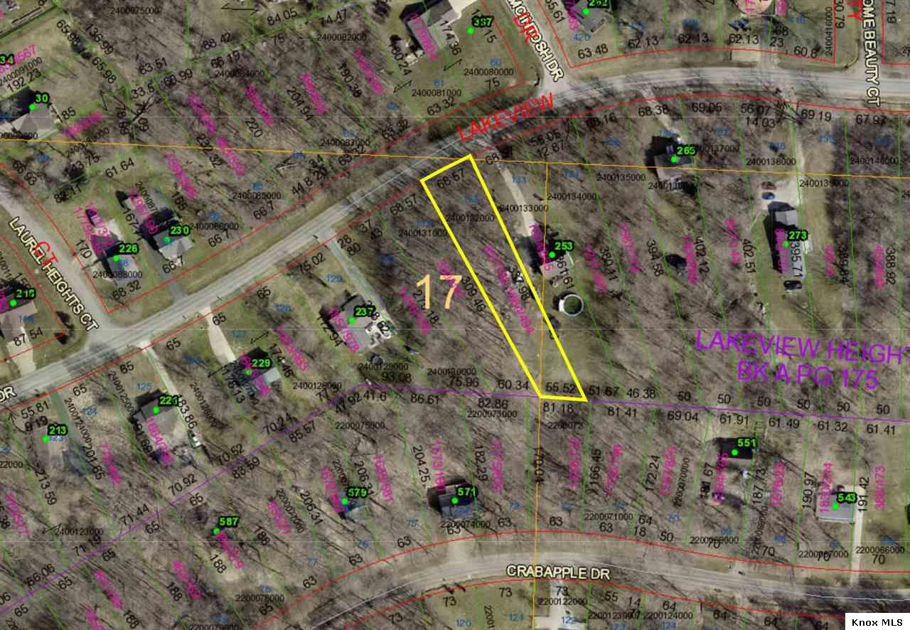Lot 132 Lakeview Heights, Howard, OH 43028