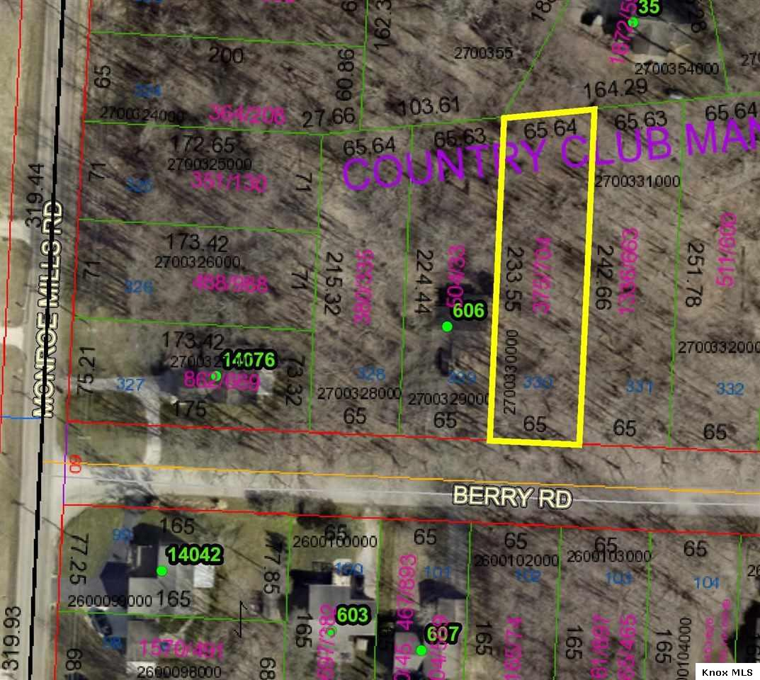 Lot 330 Country Club Manor, Howard, OH 43028