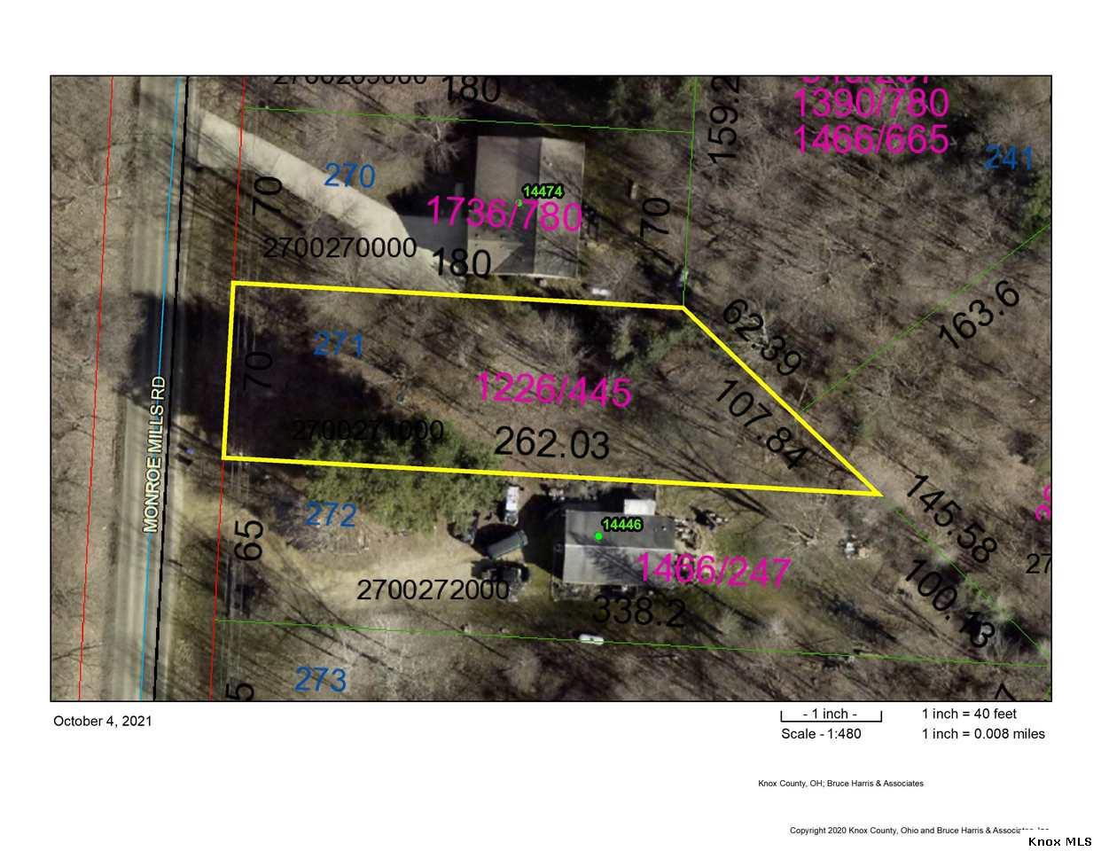 Lot 271 Country Club Manor, Mount Vernon, OH 43050